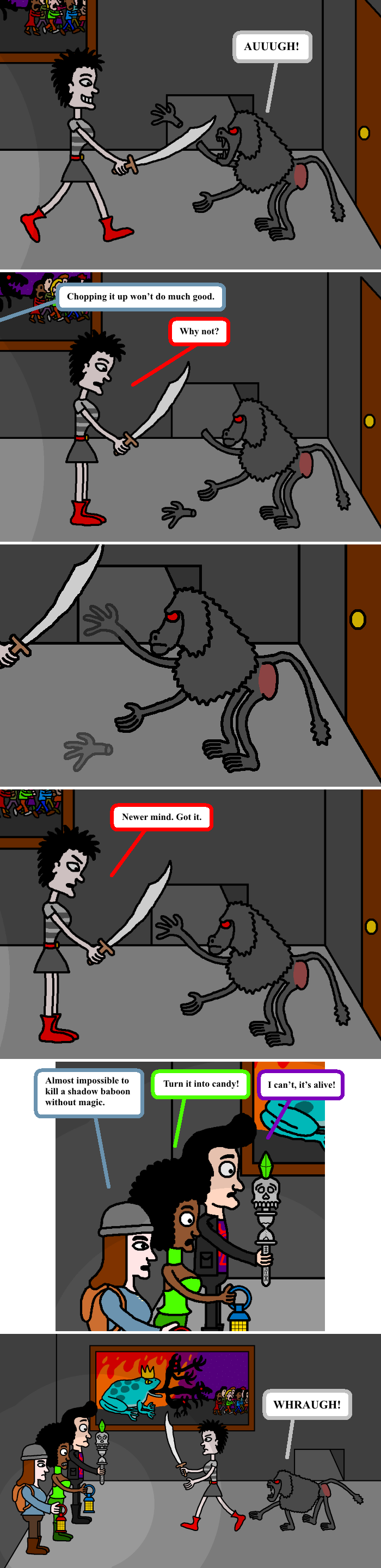 The Scepter of Death 19